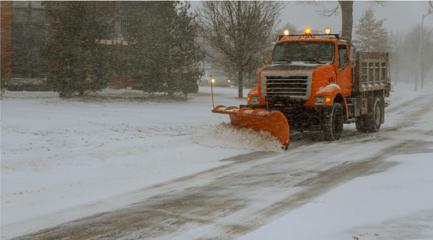 Snow Removal Newport News VA