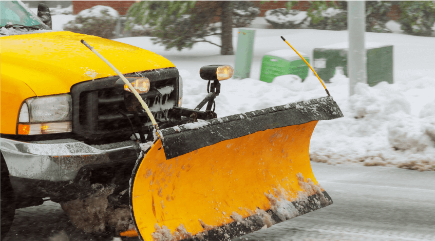 Snow removal Newport News VA 3